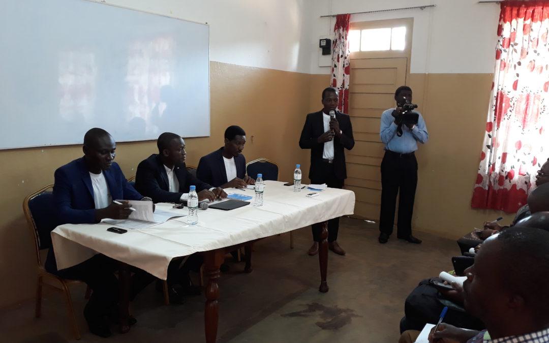 ANAVIE présente son rapport sur le droits des personnes âgées au Togo
