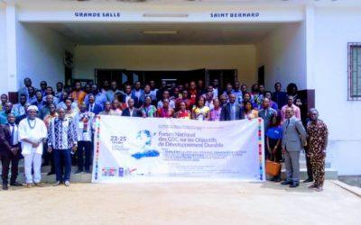 ANAVIE en conclave avec la société civile sur les ODD