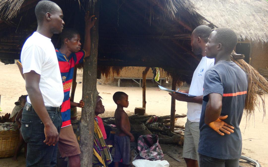 L'ANAVIE vole au secours des personnes âgées indigentes de Gapé